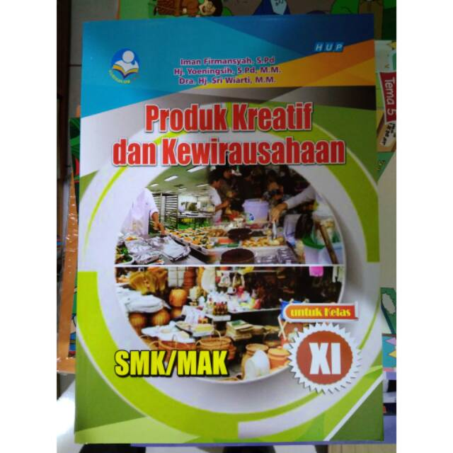 Materi Produk Kreatif Dan Kewirausahaan Smk Kelas Xii Pdf