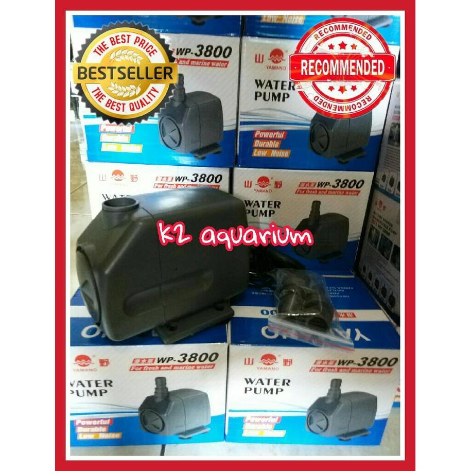 Pompa Aquarium Kolam Yamano Wp 104 Shopee Indonesia  103