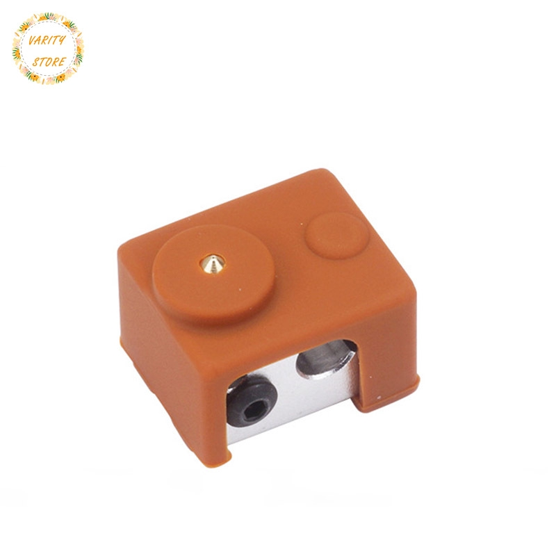 3D Printer Heated Block Warm Keeping Cover Insulation Socks for V6 PT100 Hotend