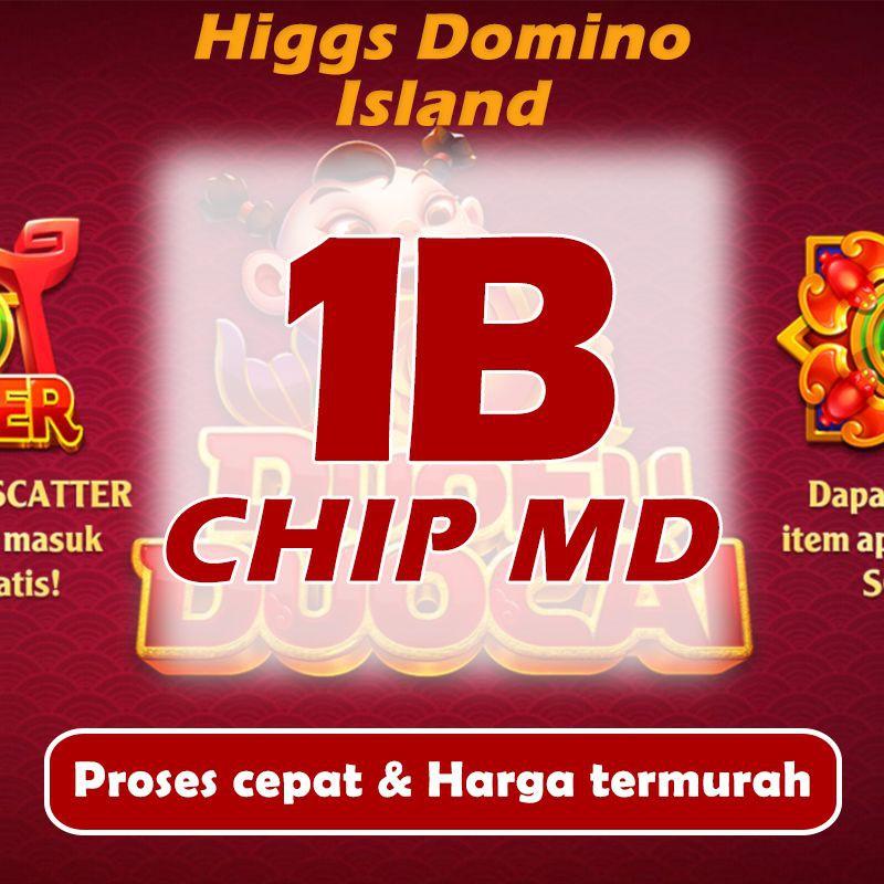 PROMO CHIP HIGGS DOMINO ECERAN UNGU