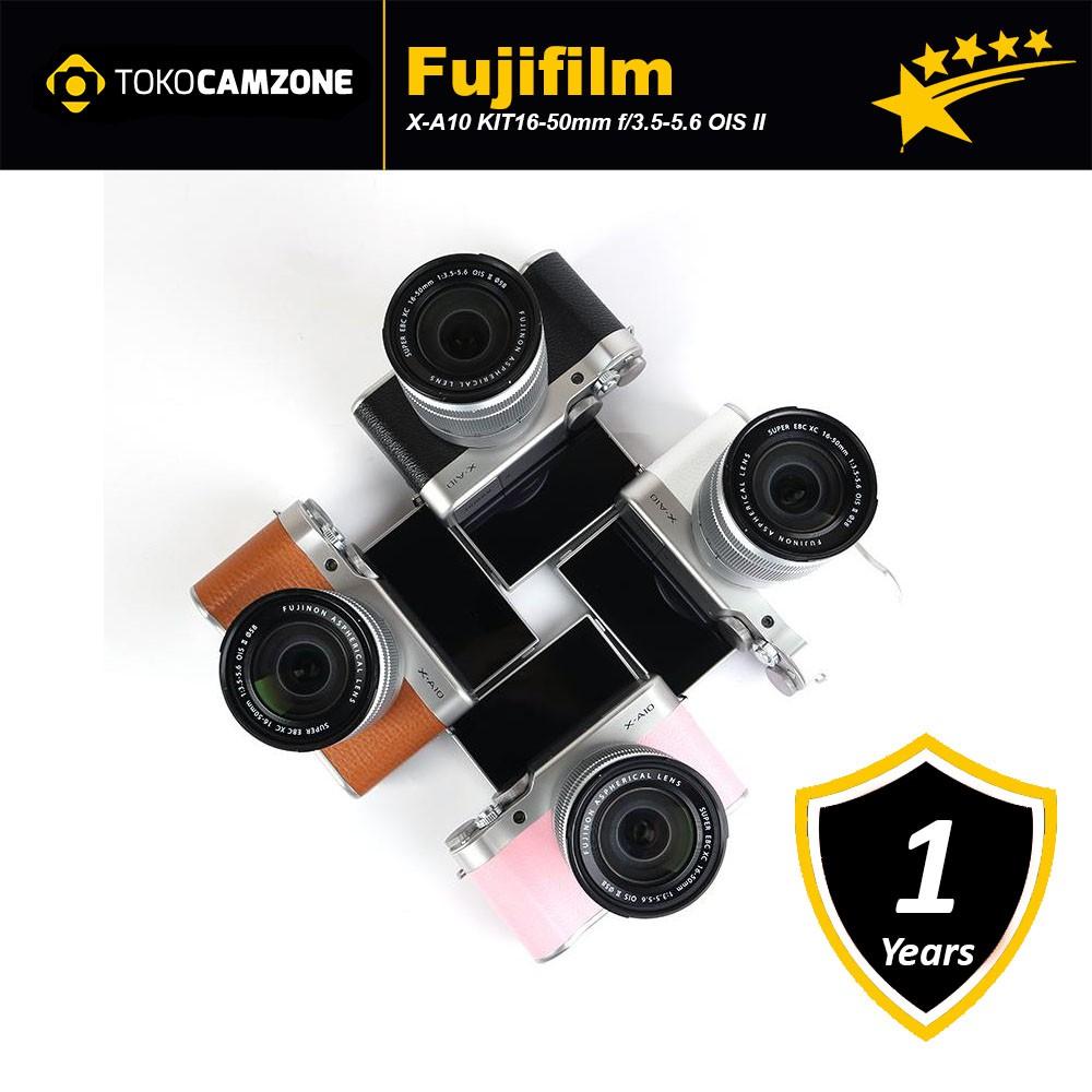 Fujifilm X T2 Xt2 Kit Lensa 18 55mm Shopee Indonesia Graphite Silver Garansi Resmi