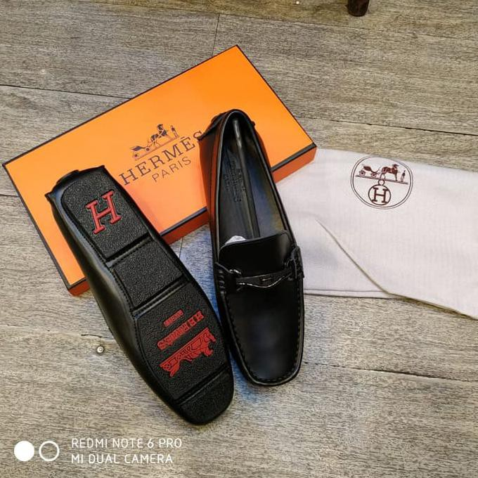 Harga Hermes Sepatu Pria Terbaik Juli 2020 Shopee Indonesia