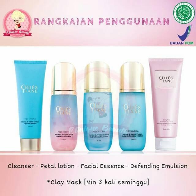 Celles Tiens Skin Care Terbaik Dunia Shopee Indonesia