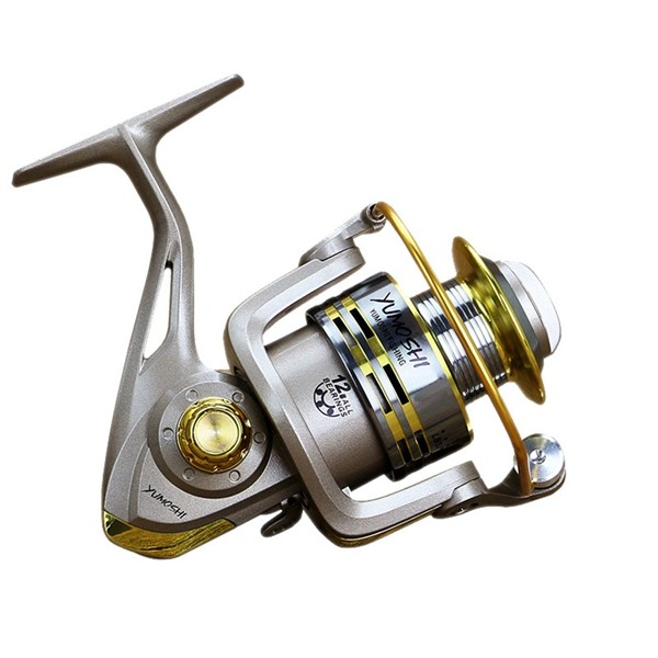 【3C】Fishdrops Fishing Reel/Penggulung Ringan 12 1BB Bahan Metal dengan Carbon Fiber Brake | Shopee Indonesia
