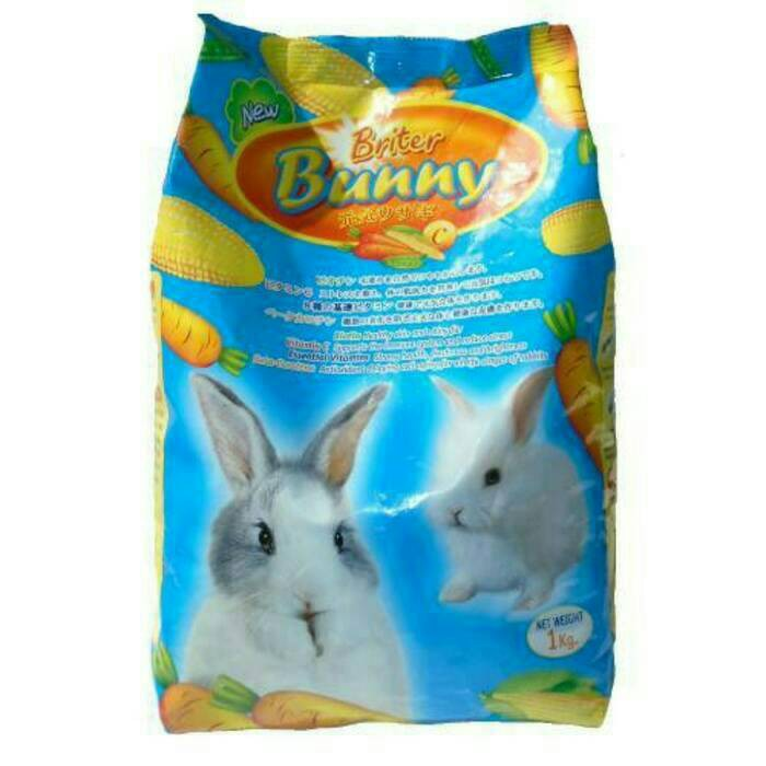 Makanan Kelinci Bunny Nature Rabbit Dream Senior 1,5kg | Shopee Indonesia