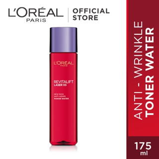 L'Oreal Paris Dermo Expertise Revitalift Laser X3 Power Water Skin Care - 175 ml