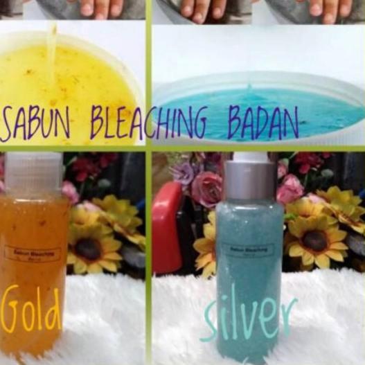 ➷ Sabun bleaching badan/bleaching shower pemutih badan ➨
