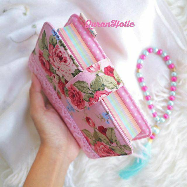 Alquran Shabby Pink Free Tasbih Shopee Indonesia