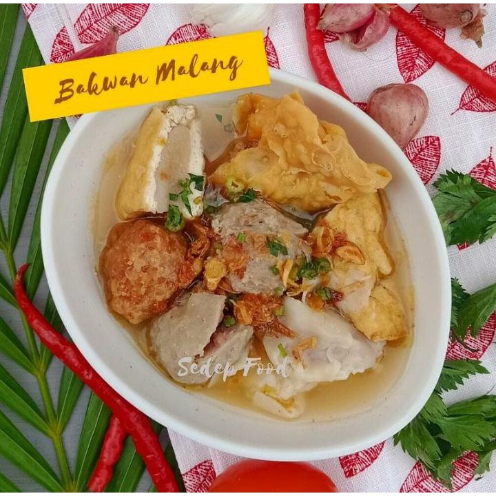 Bakwan Malang Frozen Food Pack Shopee Indonesia