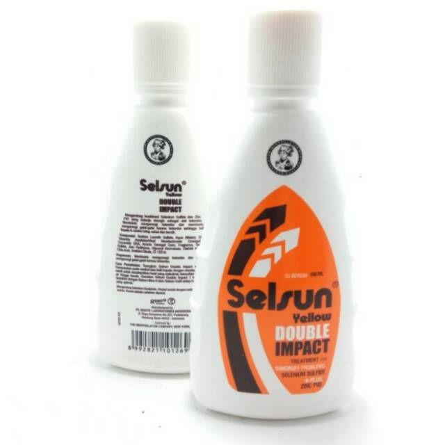 SELSUN Shampoo Conditioner Series / Sampo Anti Ketombe Blue 5 Yellow Gold 7 Herbal Flowers-4