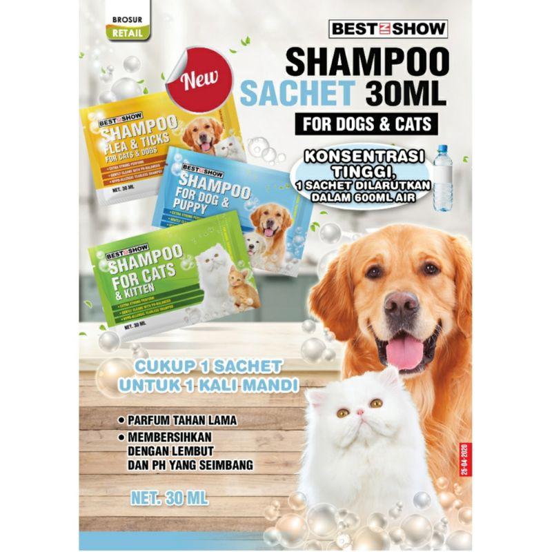 BIS Shampoo Flea & Ticks for Cats & Dogs-1