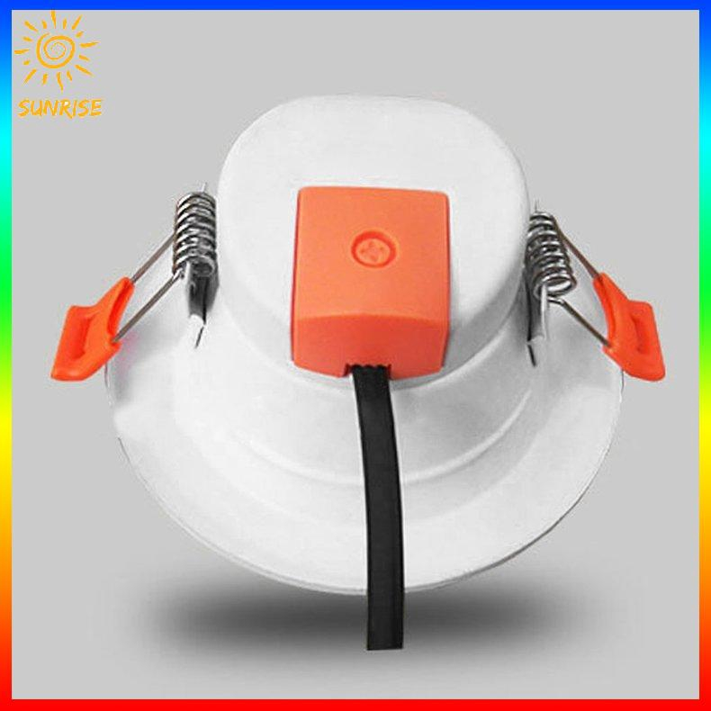 Chandelier Super Bright Led Ceiling Lamp Flush Mount Anti Glare Home Lighting Lamp Shopee Indonesia