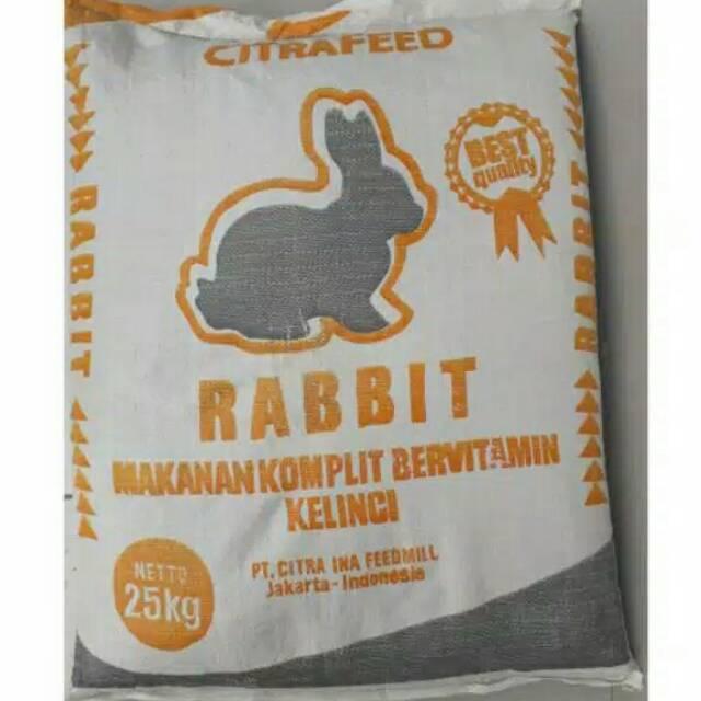 NOVA Mixed Berries Rabbit Food Pellet Makanan Kelinci Rasa Mixberries Kemasan 1 Kg | Shopee Indonesia