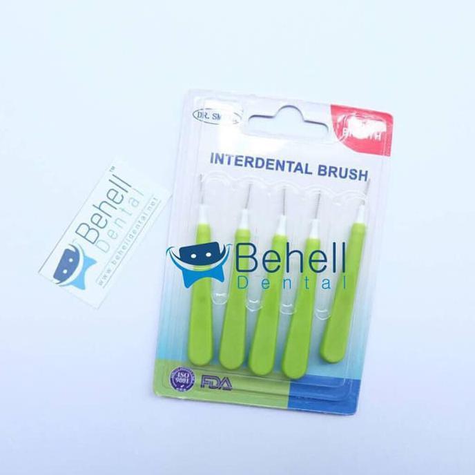 25 Pcs Kualitas Tinggi Benang Gigi Interdental Brush Teeth Stick Tusuk Gigi  Floss Gigi  32777780545  0c7420ba6f