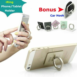 497055b7f iRing hp / Finger Stand / Cincin Hp / Ring Holder / Ring Stent Holder |  Shopee Indonesia
