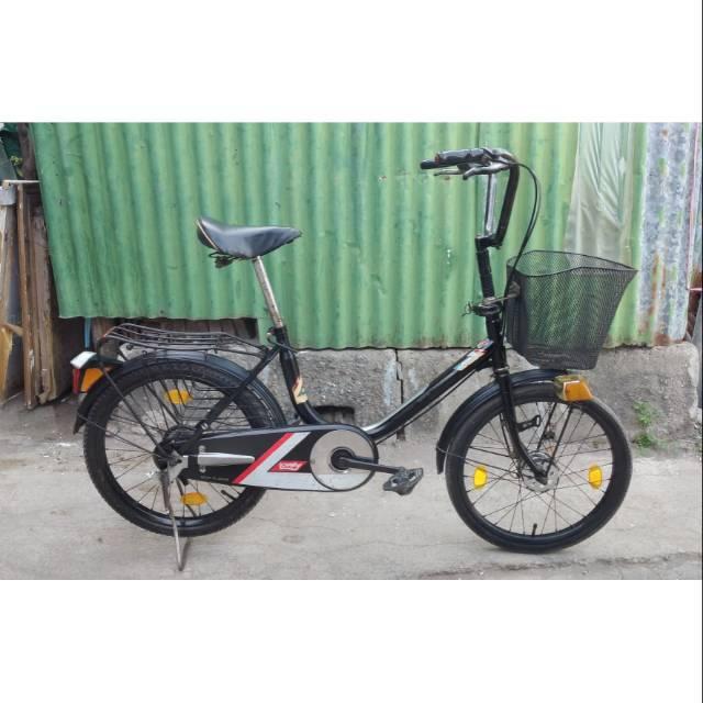 Sepeda Deki Japan Original Pabrik Mulus Terawat Shopee Indonesia