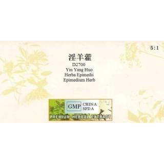 YIN YANG HUO (Epimedium Herb) Herba Epimedii Yinyanghuo