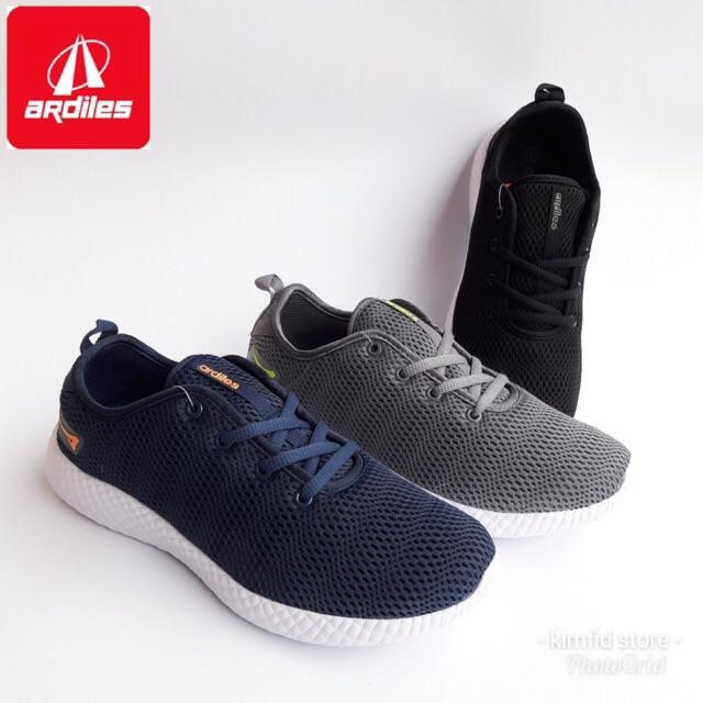 sepatu running pria ardiles bolsena original size 39-44   Shopee Indonesia