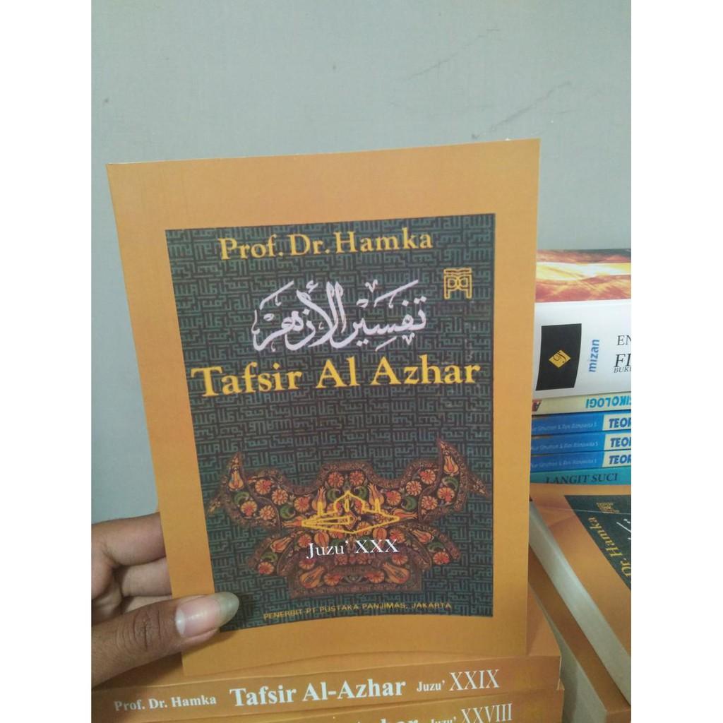 Tafsir Al Azhar Lengkap 30 Juzlogfasr