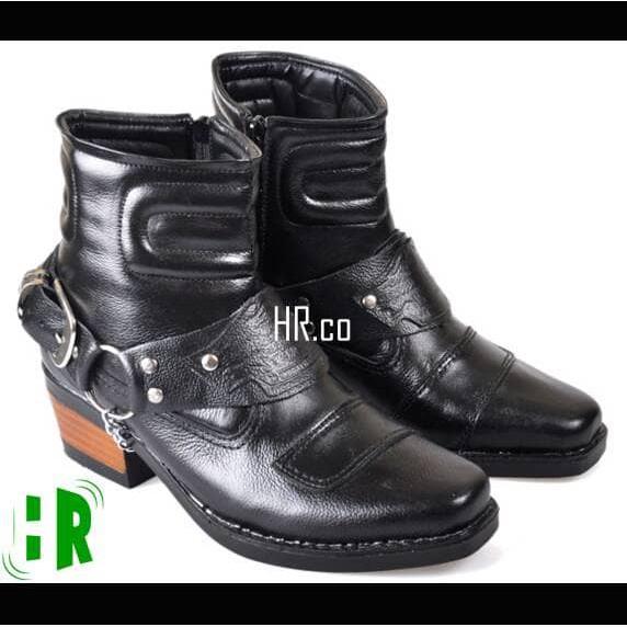 Jual Beli Produk Cowboy   Biker Boots - Boots  55a462259a