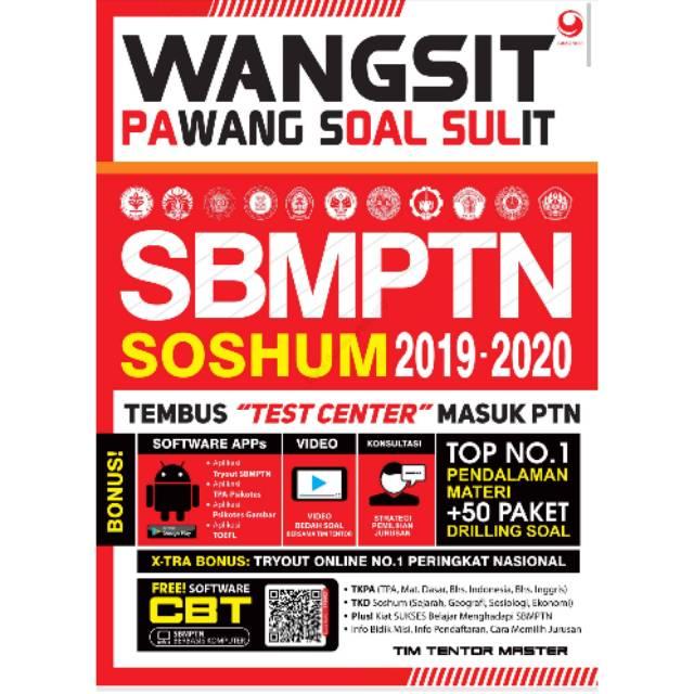 Soal Sbmptn Soshum Pdf 2021