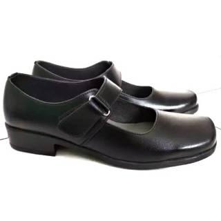 Sepatu Paskibra Heals Pdh Wanita Mahasiswa Sekolah Pantofel Fantopel Pantopel Fantofel Pas Gucci Shopee Indonesia