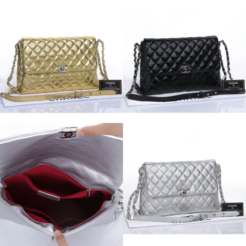 a2fa1bbbbf1ef5 Tas Chanel Classic Flap Mini Semi Premium 1115   Shopee Indonesia