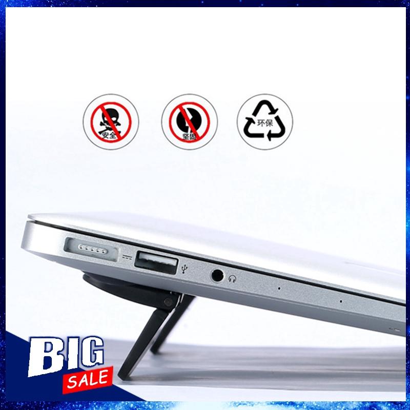 Braket Holder Riser Laptop Menghilangkan Panas Sampai 15