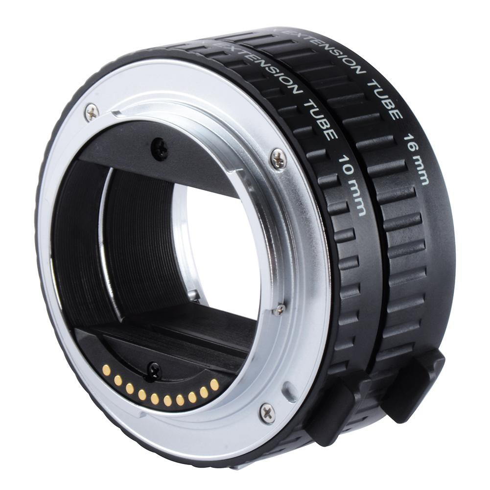 Acouto Lens Adapter Macro Lens Adapter Adjustable Lens Mount Adapter Suitable for A6000 A5000 NEX5C NEX5N//5T//5R//6 NEX3C NEXC3 NEXF3 NEX7 A7//A7R E Mount Cameras