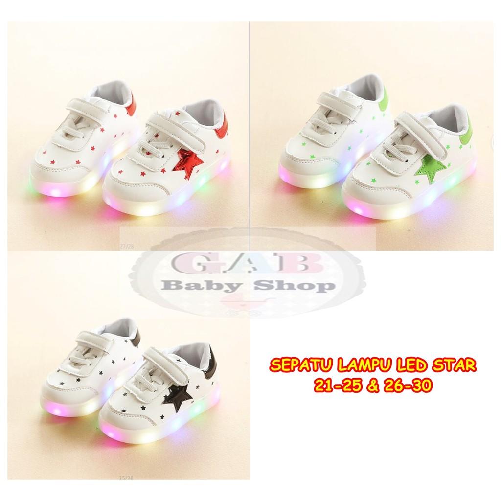 PROMO SERBU! Sepatu Import Anak Laki Gucci Anti Slip  5d2c85039f