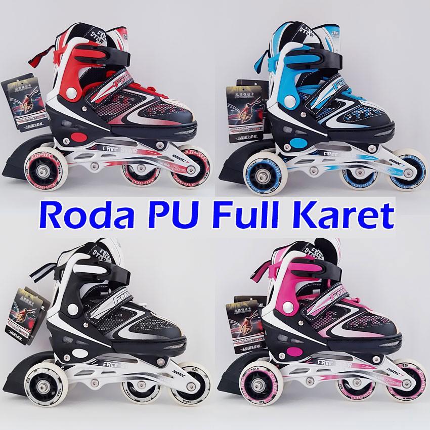 Sepatu roda anak bajaj murah sepatu inline skate ready stock ... c525f19469