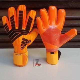 Bajar río Lima  sarung tangan kiper adidas predator pro climawarm goalkeeper glove - BR 039  | Shopee Indonesia