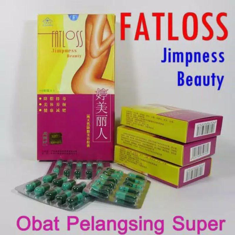 Sale Obat Diet Fatloss - Asli 100%