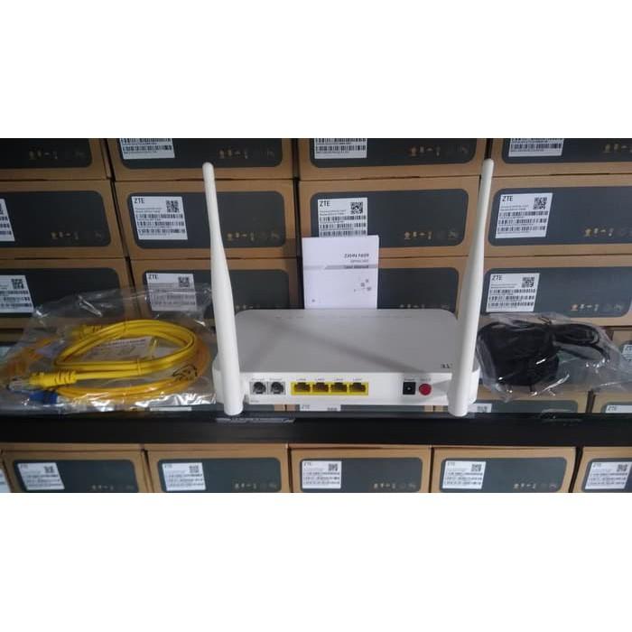 Router Zte Indihome / Setting dasar modem zte f609 indihome. - Tsukue Wallpaper