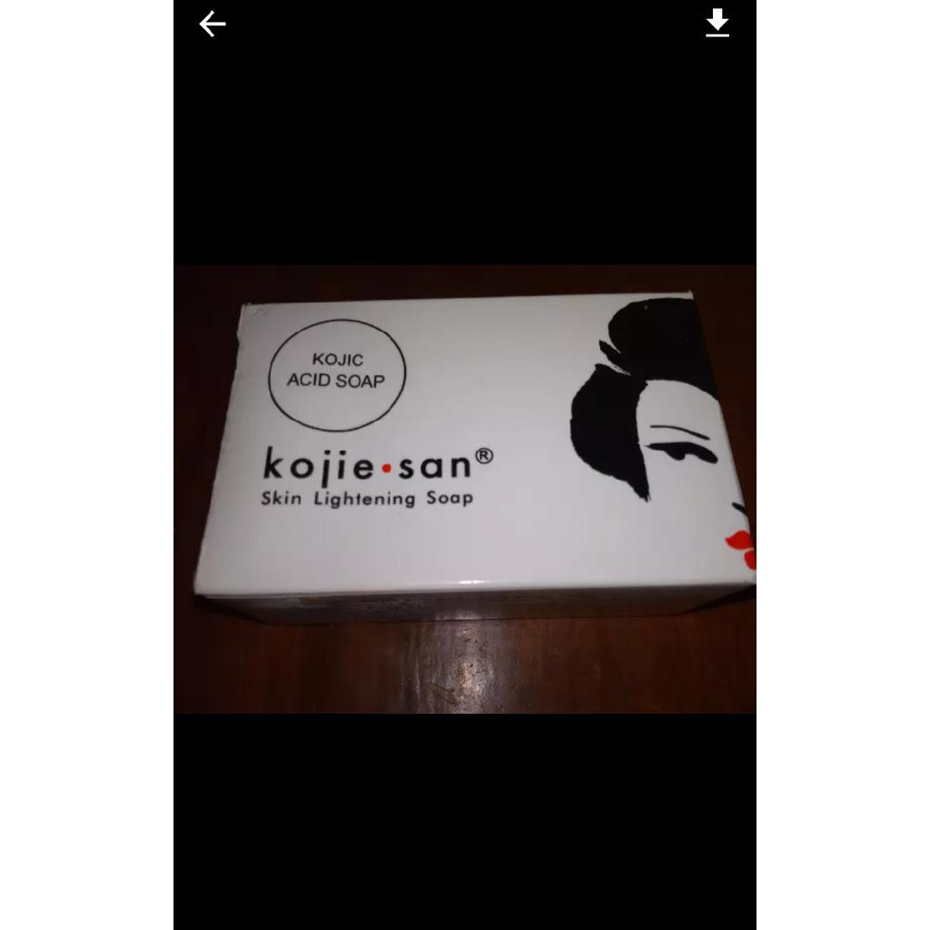 Promo Harga Sabun Kecantikan Kojie San Terbaru 2018 Tony Perotti Sandals Edmund Brown Cokelat Muda 39 Temukan Dan Penawaran Perawatan Tubuh Online Terbaik November Shopee Indonesia