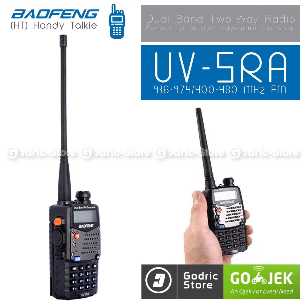Bayar Di Tempatbaofeng Bf Uv 82 Vhf Uhf Walkie Talkie Dual Band Ht Mini 3r Handy Talky Baofeng Uv3r Taffware Ham Adaptor Eu Warna Hitam Shopee Indonesia