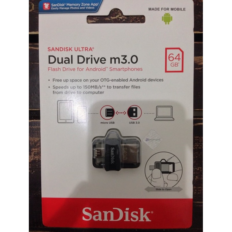 Sandisk Flashdisk Otg Type C 64gb Usb 31 Up To 150mbps Lihat 32gb Black Shopee Indonesia