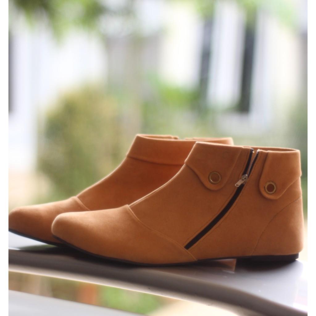 Toko Online Cafana Store Shopee Indonesia Sepatu Sneakers Pria Bbr378