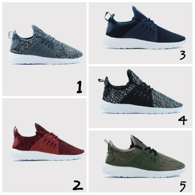 Sepatu Running ADIDAS SWIFT RUN PRIMEKNIT Original BNIB  312fa86dd0