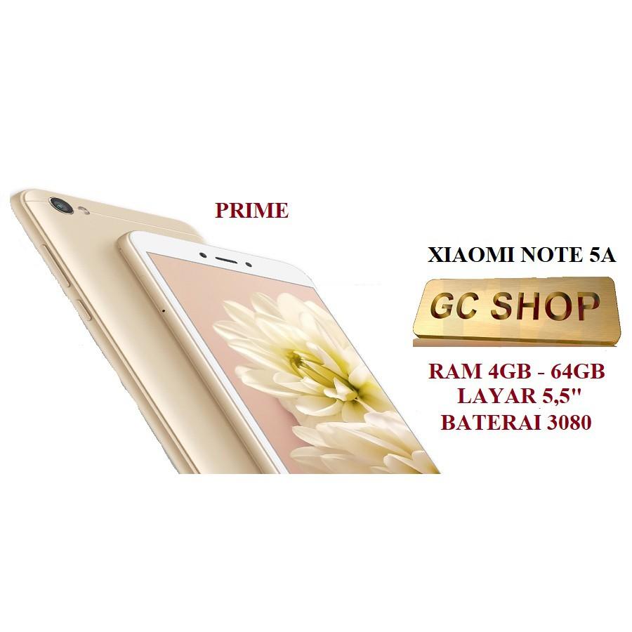 Xiaomi Redmi Note 5a Prime 3 32gb Garansi Resmi Tam Shopee Indonesia Xiomi Ram2 16gb