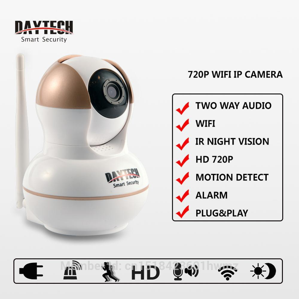 Daytech Kamera Cctv Wireless Ip 960p P2p Anti Air Untuk Outdoor Spc Smart Home Camera Dual Antenna 2 Antena 720p Hd Ir Night Vision Shopee Indonesia