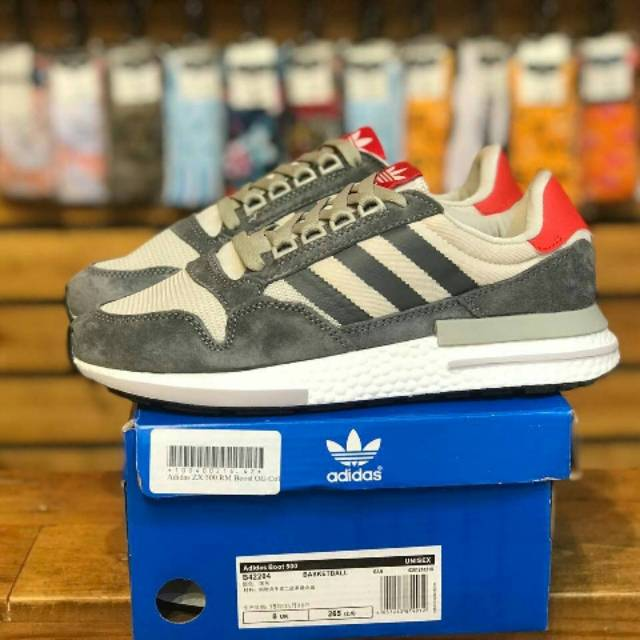 7ff03680e79c8 Adidas ZX 500 RM Boost OG