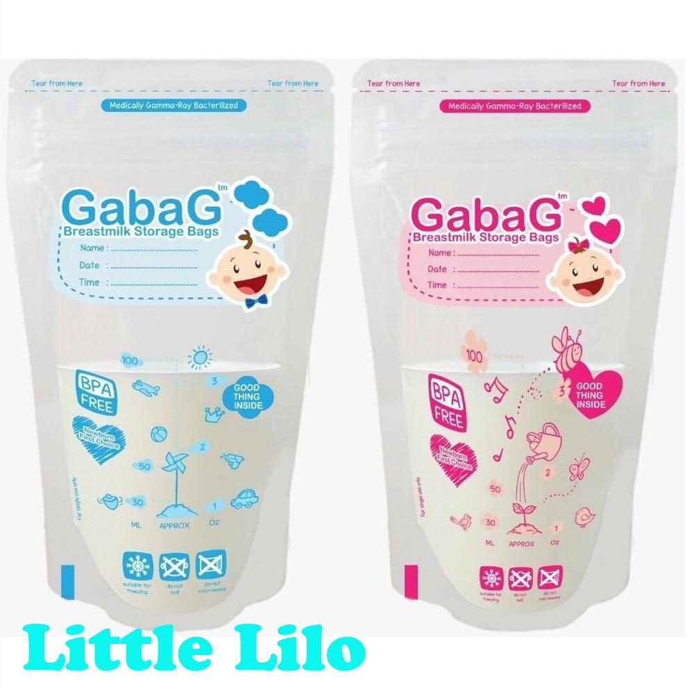 Promo Paling Murah Kantong Asi Gabag 100ml Grosir Milk Storage 30pc 100 Ml Shopee Indonesia