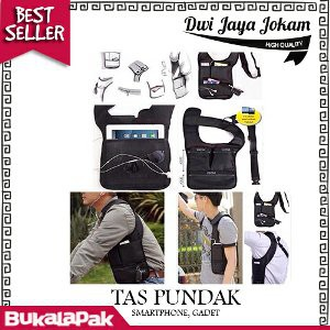 Tas Gadget Pundak Bahu Army Polisi Fbi Agen 007 (Smartphone) - Cokelat Muda | Shopee Indonesia