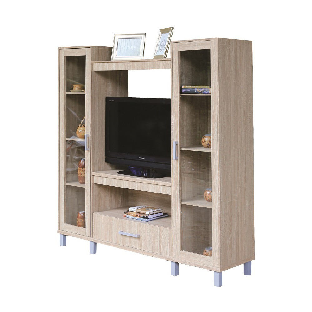 Kirana Furniture - Rak TV / Audio Rack / Meja TV BF 845 WO | Shopee