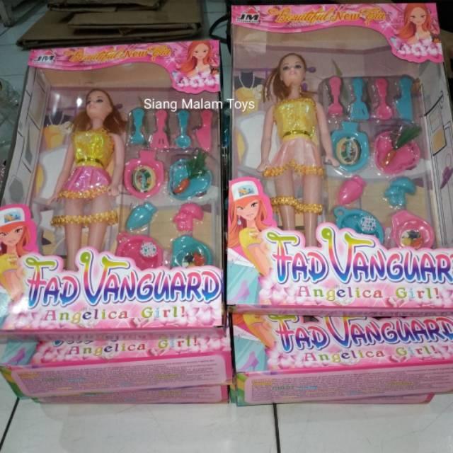 Mainan Anak Perempuan Cewek Barbie Masak Masakan Alat Dapur Bagus Shopee Indonesia