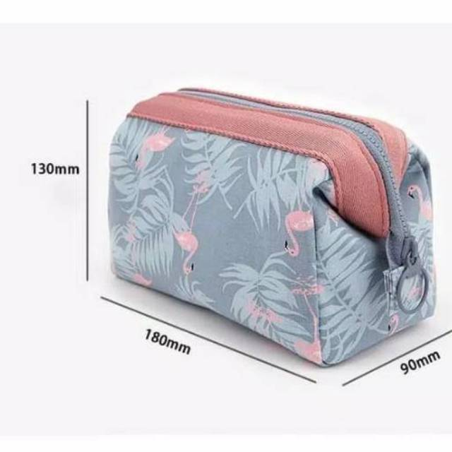 ... travel / Korea Organizer Multi fungsi. Source · Charming Water Resistant Cosmetic Cube Pouch / Tas Kosmetik | Shopee Indonesia