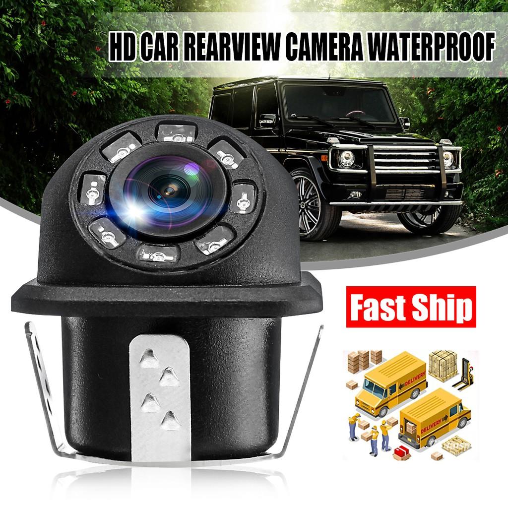 360° Car Rear Front View Backup Reverse Camera HD CCD CMOS Night Vision  HOT