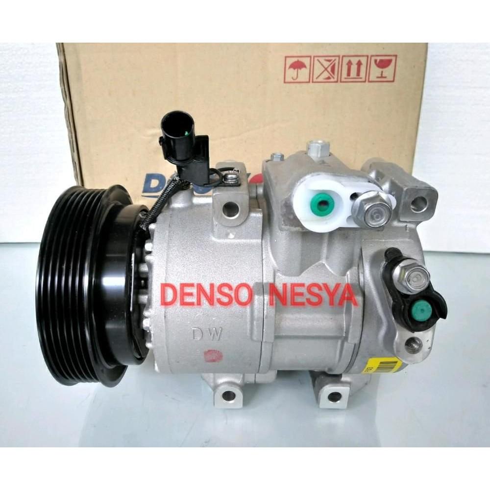 Compresor Kompresor Ac Mobil Untuk Hyundai Grand Avega Merk Dowoon Asli Ori Ginal New Baru Shopee Indonesia