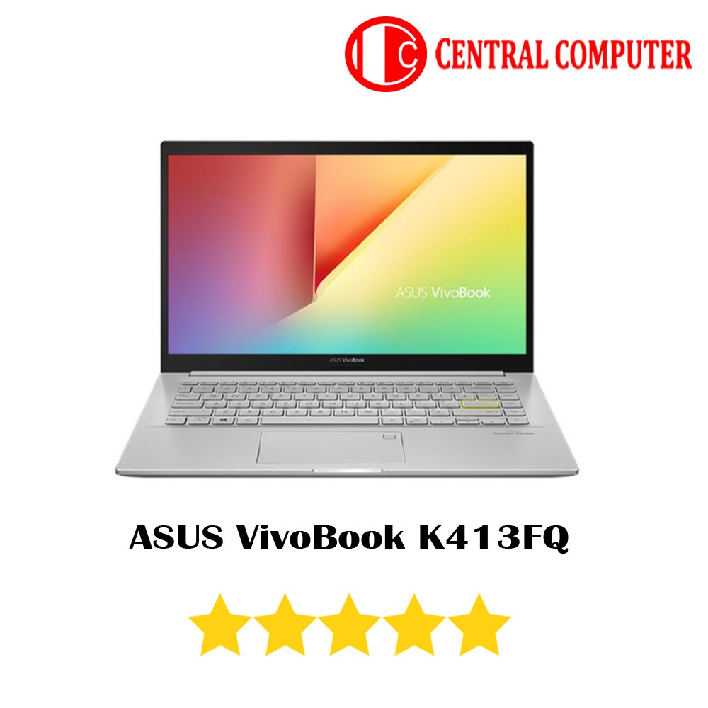 Laptop ASUS Vivobook K413FQ (Intel Core i5-10210U SSD 512GB WIN10)